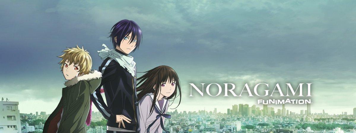 Noragami (Season 1, Season 2, + 3 OVAs)